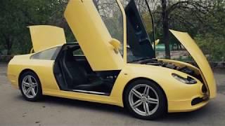 Самодельный автомобиль ISV — участник УралМоторШоу-2018