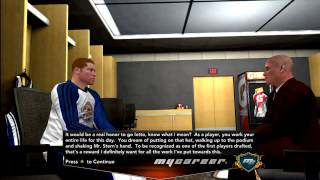 NBA 2K13 : MyCareer - Scoring PG - The Draft