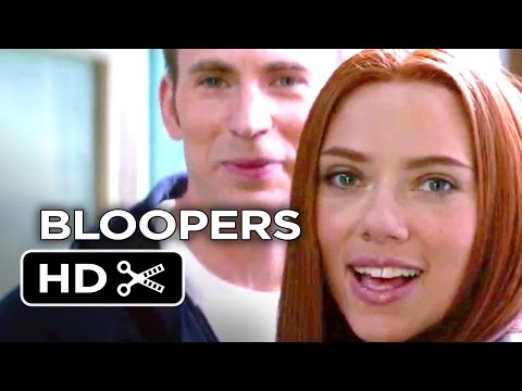 Captain America: The Winter Soldier Bloopers (2014) - Movie HD