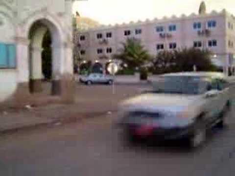 Djibouti drive by