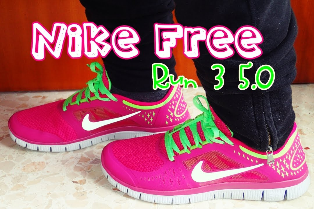 cc1fac777ae2 Nike Free Run 3 5.0 (Aliexpress) - YouTube