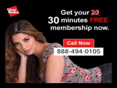 Telephone dating with free trial