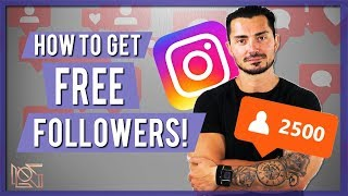 How to Get More Instagram Followers for FREE! 100% Guaranteed | Gain Instagram Followers 2019
