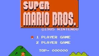 Lets Play Mario Bros 1 NES, über Welt 6/4 hinaus