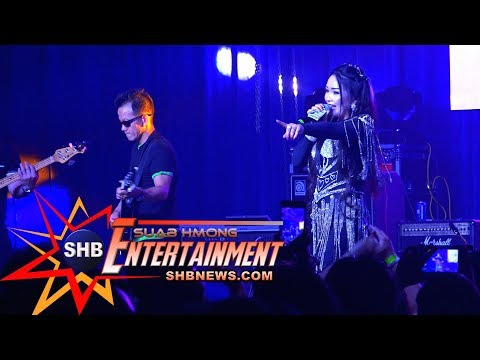 SUAB HMONG ENTERTAINMENT:  Maiv Xyooj LIVE In Concert At 2019 HMONG J4 Concert 07/06/2019