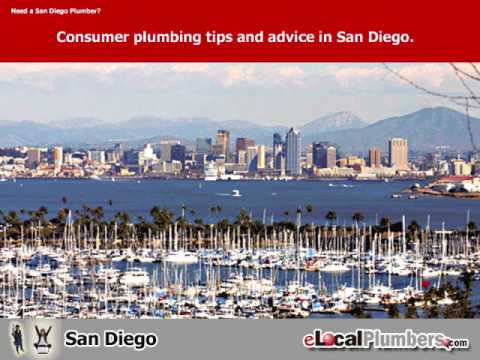 San Diego plumbers, plumbing, plumber obtain free quotes