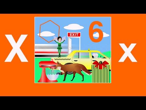 Alphabet Songs - The Letter X