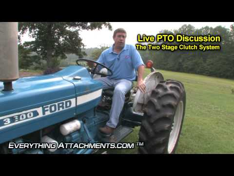 """How To"" Operate and Drive a Tractor: Part 1"