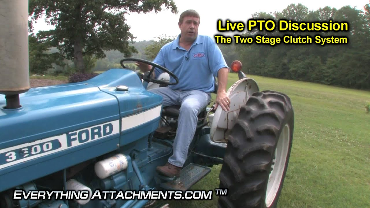 How To Operate And Drive A Tractor Part 1 Youtube Trailer Mounted Brake Controller Wiring