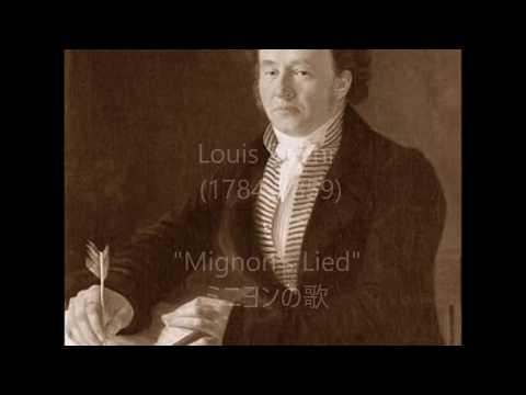 Mingon's Lied ( Louis Spohr)