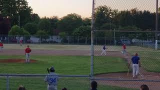 Keith's baseball game 2019