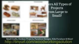 Best Traditional Woodworking Plans For Beginners & Wood Furniture Designs