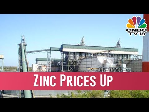 Zinc Prices At 8-Month Highs On Falling LME Inventories