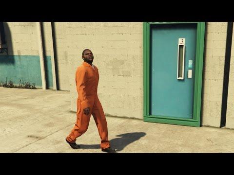 Prison Escape - A GTA V Short Film (Rockstar Editor)
