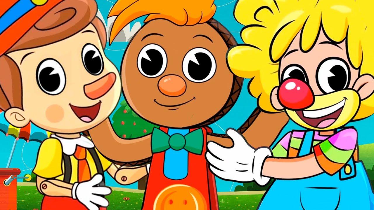 SI TU TIENES MUCHAS GANAS DE APLAUDIR  - Canciones Infantiles  | Toy Cantando