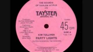 Boogie Down - Kim Tolliver - Party Lights