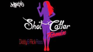 French Montana - Shot Caller (Remix) feat. Diddy & Rick Ross