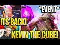 """STREAMERS REACT TO *EVENT* """"MONSTER vs CUBE"""" FINAL EVENT! (Fortnite)"""