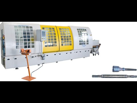 Double Spindle Friction Welding Machine