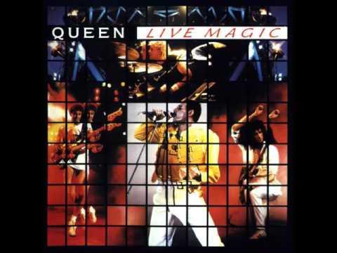 Queen  - Live Magic (1986) [Full Album]