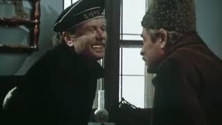 1981, Черный треугольник, СССР, детектив 1 я серия из 3 х, художественный фильм
