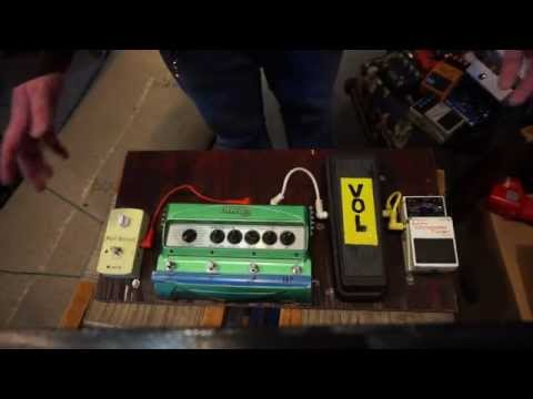 DIY Pedal Board on the Cheap Yo!