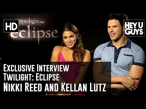 Nikki Reed and Kellan Lutz Exclusive Interview - Twilight: Eclipse