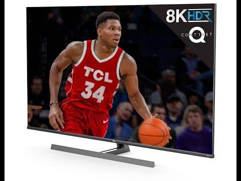 """TCL Announces New 8K Roku TVs & a 75"""" 4K Roku TV at CES 2019"""