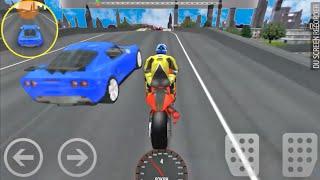 Jogos de Carros para Crianças - Car vs Bike Racing