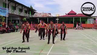Yel yel Regu Rajawali SMP IT Madani #lt1madani