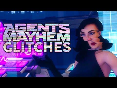 Agents of Mayhem: