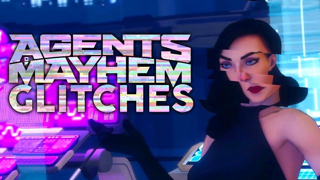 Agents of Mayhem: DUMB Yet Hilarious Glitches