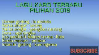 Gambar cover Lagu karo terbaru pilihan 2019