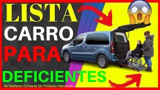 Lista De Carros Com ISENÇÃO Para DEFICIENTES  2020 - 2021 / Isenção De Ipva / CARRO SEM IPVA