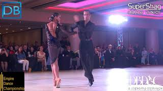 Part 3 Approach The Bar with DanceBeat!Sponsored by DBDC! Empire 2017 Pro Latin! Wendy Johnston cont