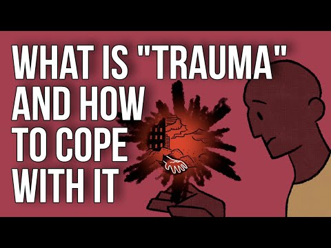 """What Is """"Trauma"""" - and How to Cope With It"""