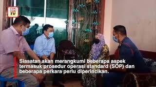 Panggil saksi bantu siasatan kematian Mohd Diya