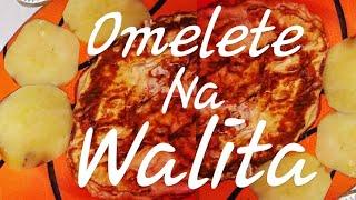 Omelete  na  Walita Airfryer!!!