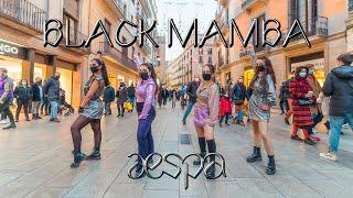 [K-POP IN PUBLIC SPAIN] AESPA (에스파) - 'BLACK MAMBA' | Dance Cover by DOYENNE