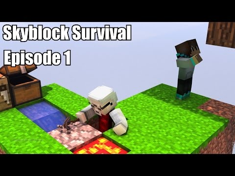 how to make a x5 cobble generator in skyblock
