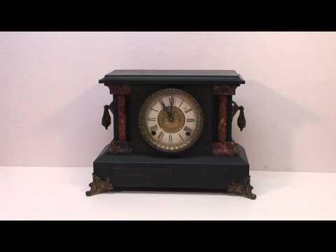 Ingraham Mantel Clock