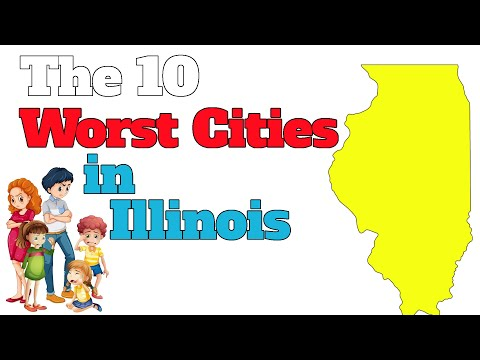 The 10 Worst Cities In Illinois Explained