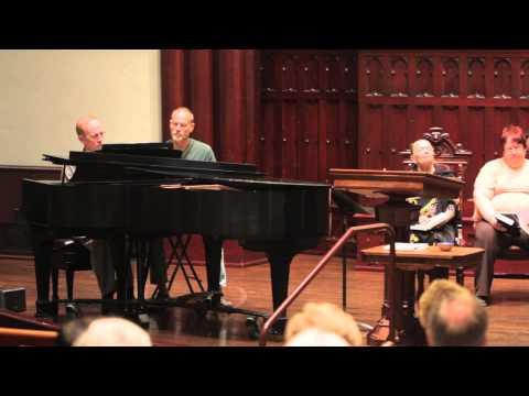 Greg McMahon - Verdi Requiem; Confutatis