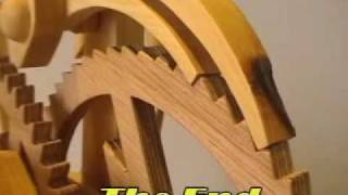 Flash - A Wooden Clock