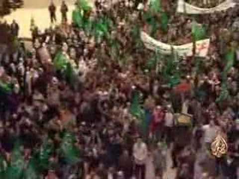 مسيرة احتجاجية بالأردن على الاعتداءات الاسرائيلية بقطاع غزة