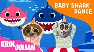 KRÓL JULIAN ŚPIEWA BABY SHARK!