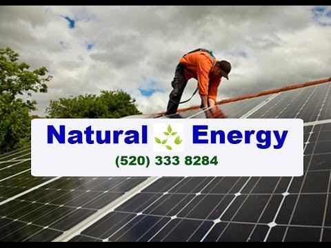 Solar Energy Lease or Purchase Tucson AZ