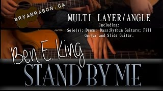 (Ben E. King) Stand By Me  - Bryan Rason - Slide Guitar