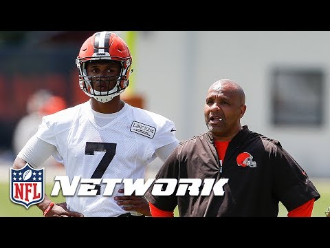 Do the Browns Have the Brightest Future in the AFC North? | Inside Minicamp | NFL Network