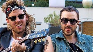 Une journée comme des Rockstars  ft. Pierre Croce